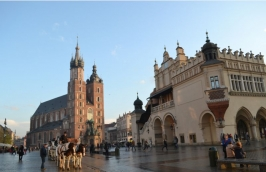 Cracow, Market Square